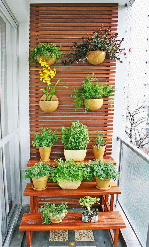 jardim vertical bambu:jardim vertical