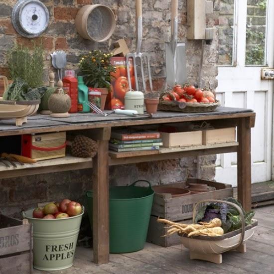 Jardim em pequenos espa os paisagismo legal for Table exterieur casa